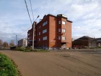 Чистополь, улица Ленина, дом 1. многоквартирный дом