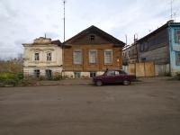 Чистополь, улица Ленина, дом 21. индивидуальный дом