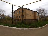 Чистополь, улица Карла Либкнехта. многоквартирный дом