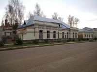 Чистополь, улица Нариманова, дом 67. неиспользуемое здание Памятник архитектуры