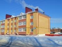 Chistopol, st Vakhitov, house 81. Apartment house
