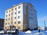 Chistopol, st Vakhitov, house 92. Apartment house
