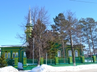 "улица Вахитова, дом 39. мечеть ""Нур"""