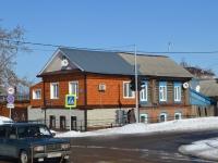 Chistopol, st Vakhitov, house 45. Private house