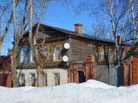 Chistopol, st Vakhitov, house 73. Private house
