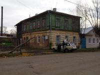 Чистополь, улица Урицкого, дом 69. многоквартирный дом