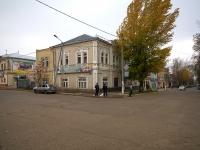 Чистополь, улица Урицкого, дом 76. многофункциональное здание