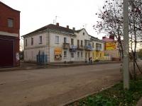 Чистополь, улица Урицкого, дом 83. жилой дом с магазином