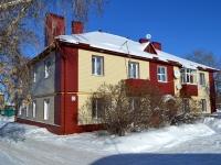 Чистополь, улица Урицкого, дом 87. многоквартирный дом