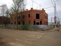 Чистополь, улица Урицкого. строящееся здание