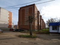 Чистополь, улица Красноармейская, дом 123. многоквартирный дом