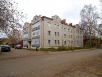Чистополь, улица Часовая, дом 36. многоквартирный дом