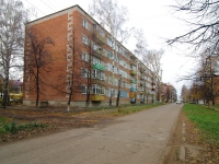 Чистополь, улица Дзержинского, дом 2. многоквартирный дом