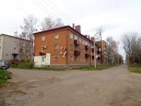 Чистополь, улица Дзержинского, дом 4. многоквартирный дом