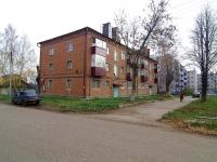 Чистополь, улица Дзержинского, дом 6. многоквартирный дом
