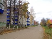 Чистополь, улица Дзержинского, дом 8. многоквартирный дом