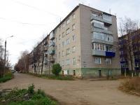 Чистополь, улица Дзержинского, дом 22А. многоквартирный дом