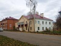 Чистополь, улица Молодежная, дом 9. многоквартирный дом