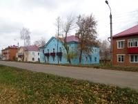 Чистополь, улица Молодежная, дом 11. многоквартирный дом