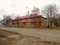 Чистополь, улица Молодежная, дом 13. многоквартирный дом