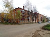 Чистополь, улица Молодежная, дом 15. многоквартирный дом