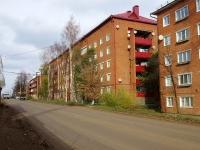 Чистополь, улица Молодежная, дом 17. многоквартирный дом