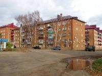 Чистополь, улица Молодежная, дом 19. многоквартирный дом