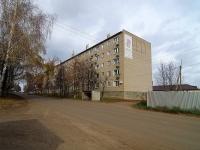 Чистополь, улица Молодежная, дом 21. многоквартирный дом