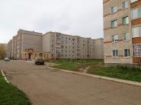 Чистополь, улица Циолковского, дом 3. многоквартирный дом