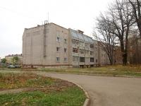 Чистополь, улица Циолковского, дом 5. многоквартирный дом