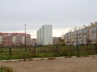 Чистополь, улица Циолковского, дом 7. многоквартирный дом