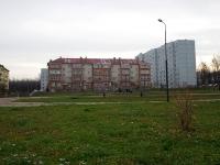 Чистополь, улица Циолковского, дом 9. многоквартирный дом