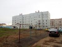 Чистополь, улица Циолковского, дом 11. многоквартирный дом