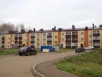 Чистополь, улица Вишневского, дом 5. многоквартирный дом