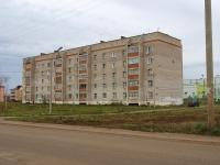 Чистополь, улица Вишневского, дом 9. многоквартирный дом