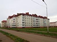 Чистополь, улица Полющенкова, дом 2. многоквартирный дом