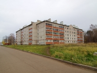 Чистополь, улица Полющенкова, дом 3. многоквартирный дом