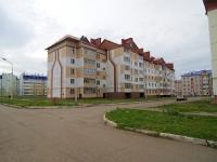 Чистополь, улица Полющенкова, дом 4. многоквартирный дом
