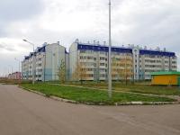 Чистополь, улица Полющенкова, дом 8. многоквартирный дом