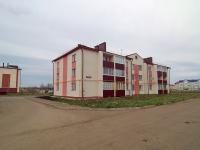 Чистополь, улица Полющенкова, дом 14. многоквартирный дом