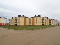 Чистополь, улица Полющенкова, дом 16. многоквартирный дом