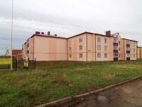 Чистополь, улица Полющенкова, дом 18. многоквартирный дом