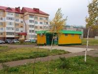 Чистополь, улица Полющенкова. магазин
