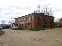 Чистополь, улица Ногина, дом 85. офисное здание