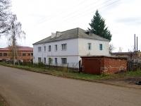 Чистополь, улица Ногина, дом 89. многоквартирный дом