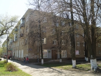 Уфа, улица Калинина, дом 24. многоквартирный дом