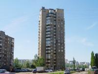 Уфа, улица Максима Рыльского, дом 2. жилой дом с магазином