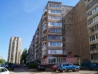 Уфа, улица Максима Рыльского, дом 6/1. многоквартирный дом