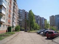 Уфа, улица Максима Рыльского, дом 7. многоквартирный дом