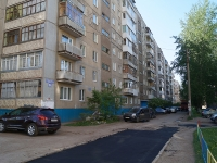 Уфа, улица Максима Рыльского, дом 10/1. многоквартирный дом